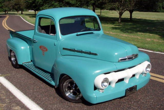 1951 Ford F1 Ebay Adrenaline Capsules Pinterest Ford Ford Trucks And Cars
