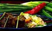Diário do Olivier - Receita vietnamita de porco caramelizado   globo.tv