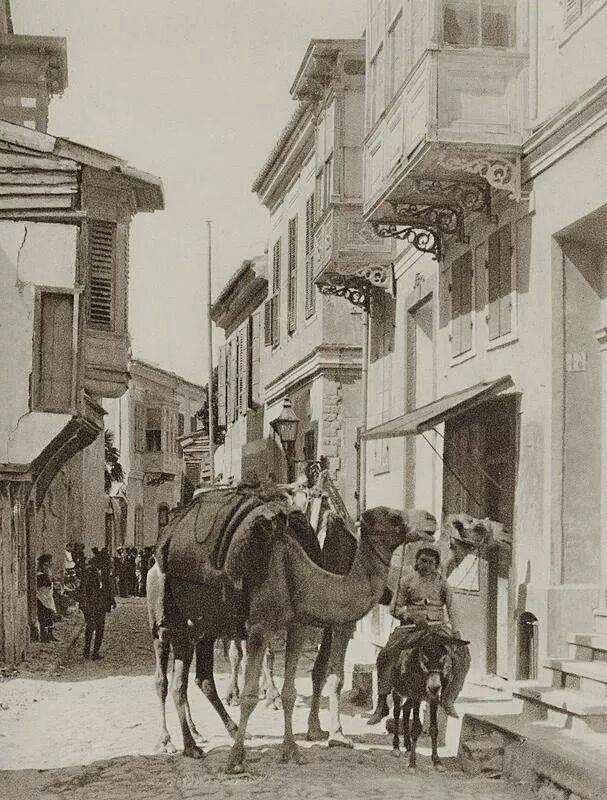 Old times Izmir - Smyrne.
