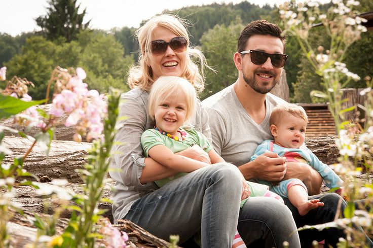 Familienshooting im Odenwald