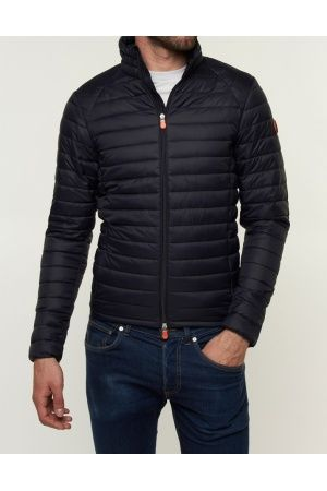 Heren Winterjassen - save the duck Jas - Giga 2 Navy