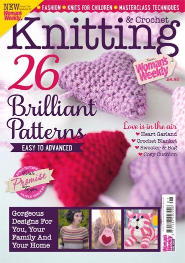 Knitting Magazine Cover : Best knitting magazine covers images on pinterest