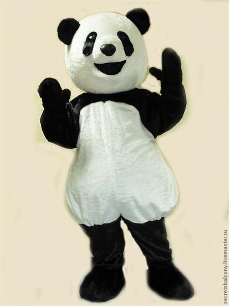 Ростовой костюм панды купить