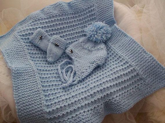 Baby Knitting Pattern Chunky Baby Pram by PreciousNewbornKnits