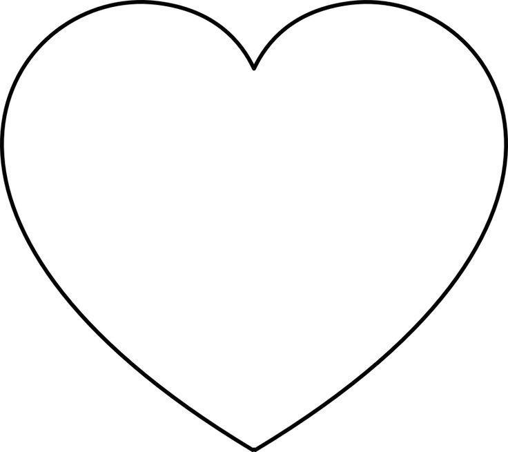 Kalp çizimi Googleda Ara Quilling Heart Coloring Pages Heart