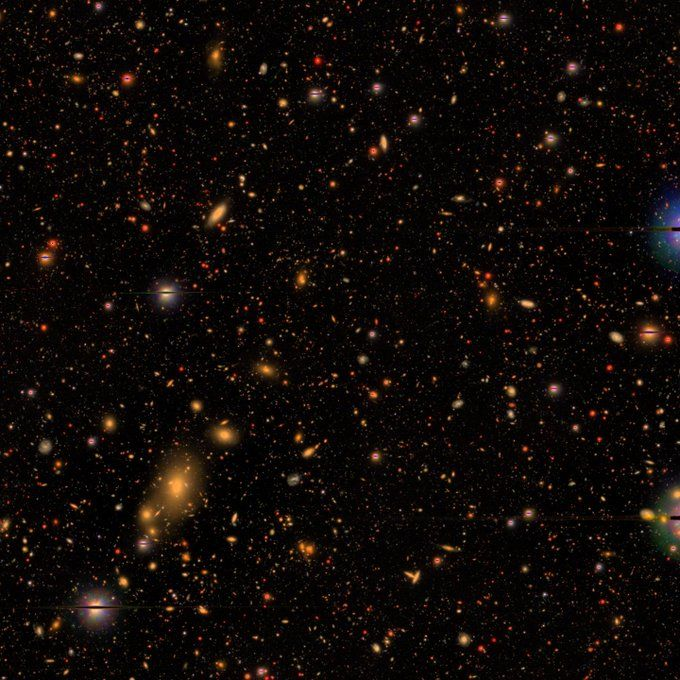 """""""Hi-res"""" Galaxies from Subaru Telescope"""
