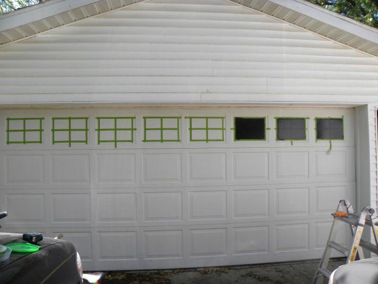 plain garage doors pictures | July 1, 2011 — Marsha
