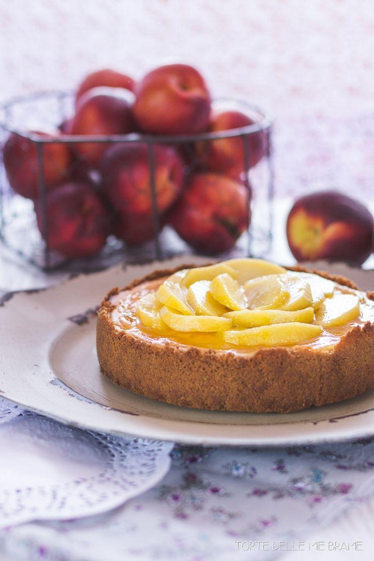 cheesecake confettura e frutta fresca