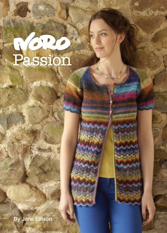 52 Best Noro Images On Pinterest Knitting Stitches Knitting