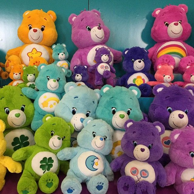 Care Bears Plush Available At Target Walmart And Toys Quot R