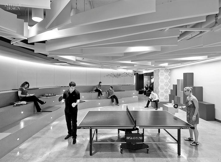 Connections Are Multiplying Toronto Among Five IA Designed LinkedIn Projects Corporate InteriorsInterior Design MagazineDesign