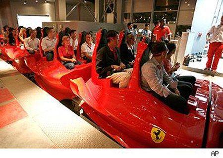 First Video of 150MPH Ferrari World Formula Rossa Roller Coaster Released - TechEBlog