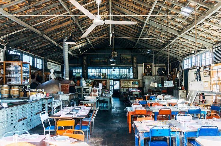 Café da Fábrica in der LX Factory   25h in Lissabon, Stilnomaden