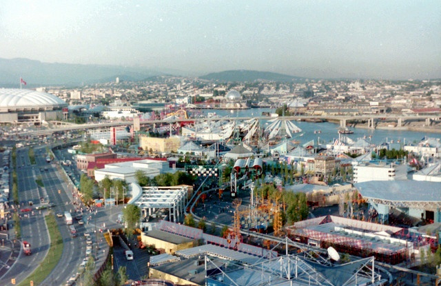 Expo '86, Vancouver, British Columbia, Canada by ExpoMuseum, via Flickr