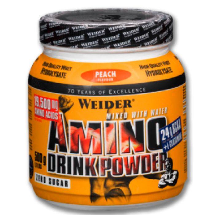 Γευτείτε το δροσιστικό ρόφημα Amino Drink Powder της #weider με αμινοξέα ελευθέρας μορφής και υψηλής καθαρότητας πρωτεϊνη ορού γάλακτος. http://megaproteinstore.gr/aminoacids/Amino-Drink-Powder  #aminos #supplements #fitness
