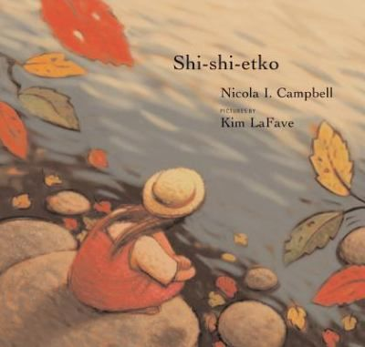 Shi-shi-etko, a young native girl, spends her last days at home treasuring the beauty of her world before she leaves her family and all that she knows to attend Indian residential school. Gr.K-3.