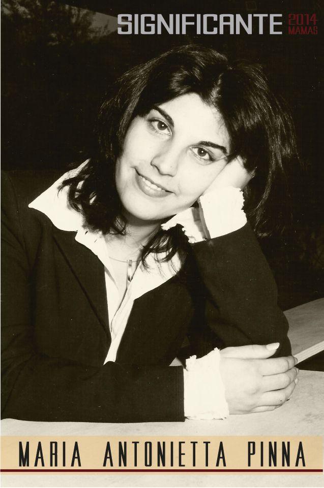 Maria Antonietta Pinna