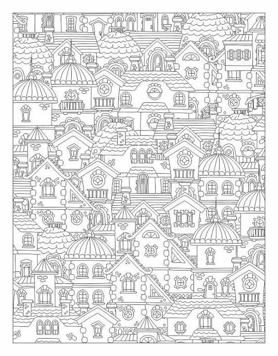 Relax with art colouring for adults zentangles adult for Relaxing adult coloring pages