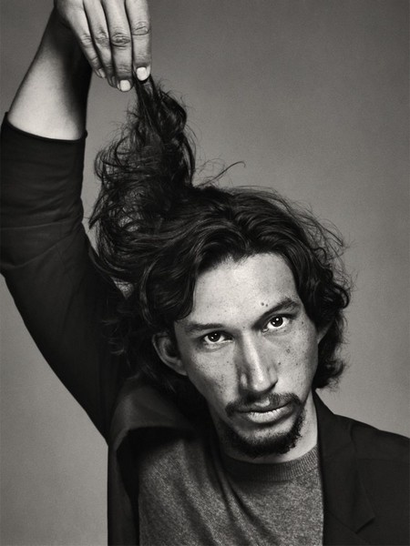 Adam Driver. I am head over heels for this man.