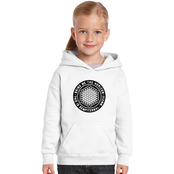 The Sempiternal Album Kids Hoodie