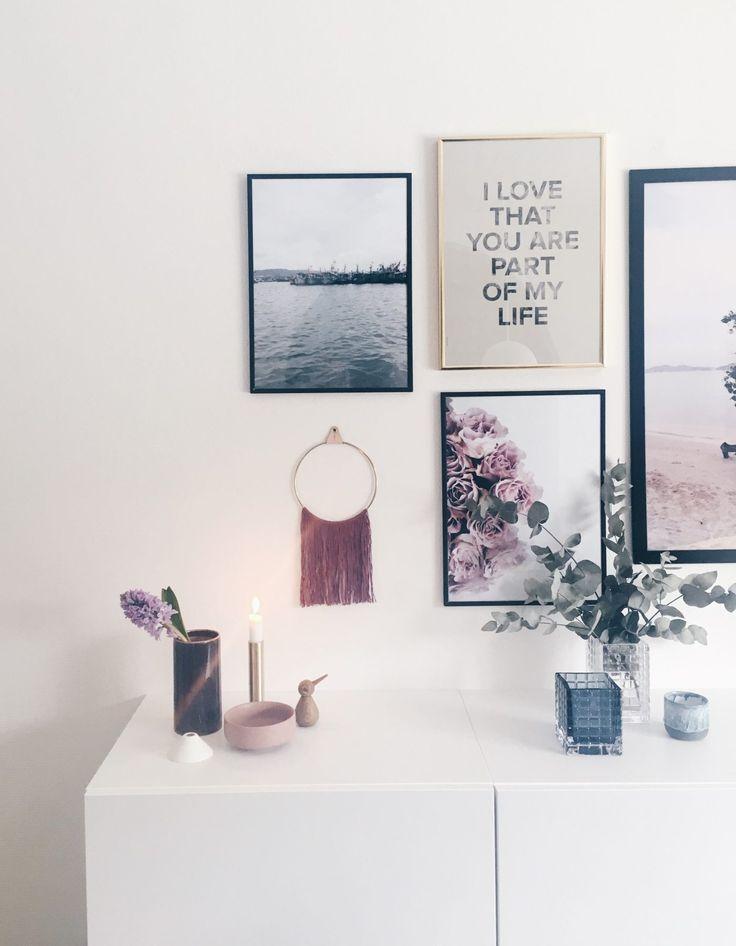 En super let DIY – Lav din egen vægdekoration | Living by CKK