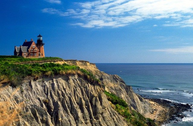 Southeast Lighthouse, Block Island, Rhode Island most romantic places