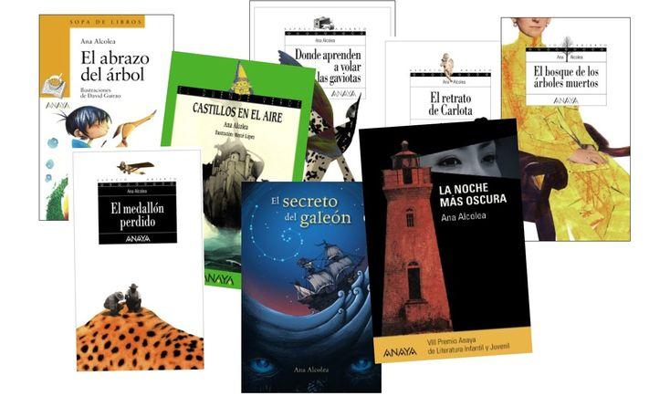 [Nota de prensa] Ana Alcolea, Premio Cervantes Chico 2016 La escritora Ana Alcolea es la ganadora de la última edición del Premio Cer...
