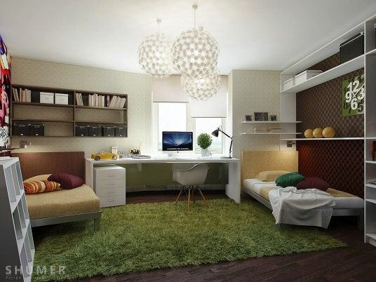 Cozy Study Room Decorations Ideas