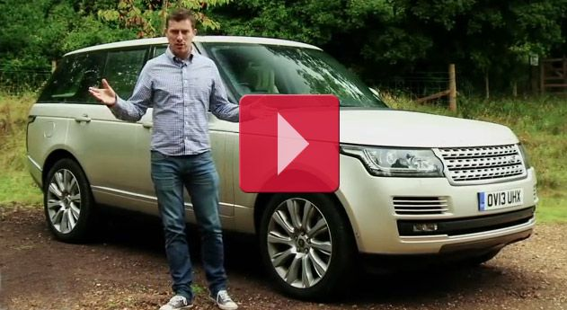 Range Rover SUV 2013 review - http://suvlive.com/range-rover-suv-2013-review/ COMMENT.
