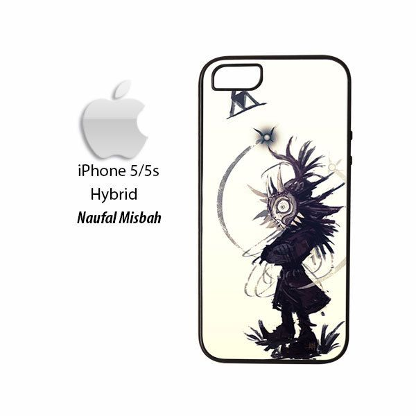 Majora Mask Legend Of Zelda iPhone 5/5s HYBRID Case