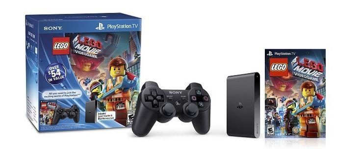 Sony PlayStation-TV-Bundle