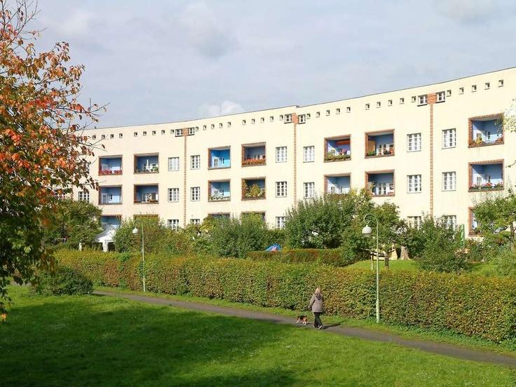 Hufeisensiedlung, Berlin, Bruno Taut