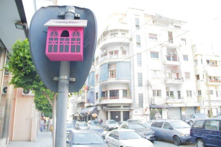 Happy Birdhouses Installed in Cities Worldwide - My Modern Metropolis