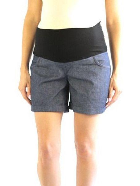 Maternity Shorts-Anchor Shorts