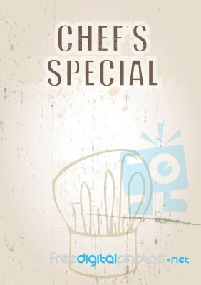 Chef's Special: Heads, Simon Howden