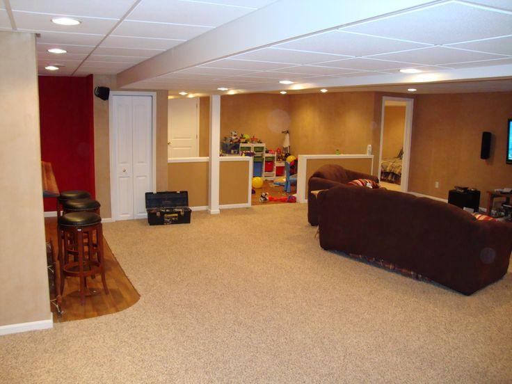 DIY basement remodeling kit | For the Home | Pinterest