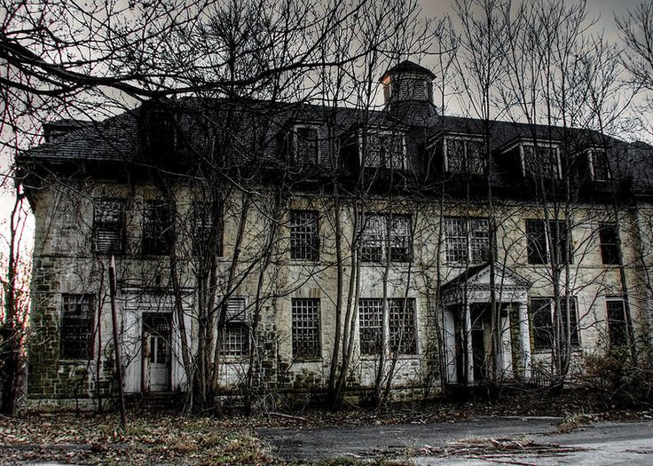 Here are eight of the most haunted places in this spooky ...