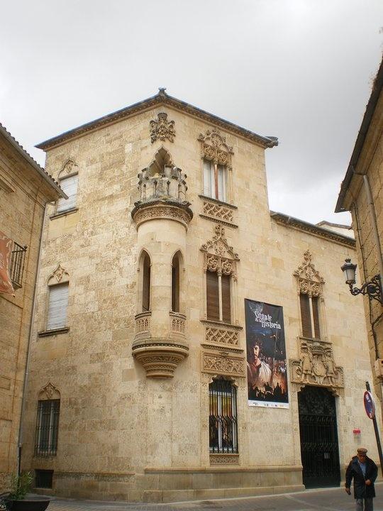 palacio neogótico del XIX de Ciudad Rodrigo