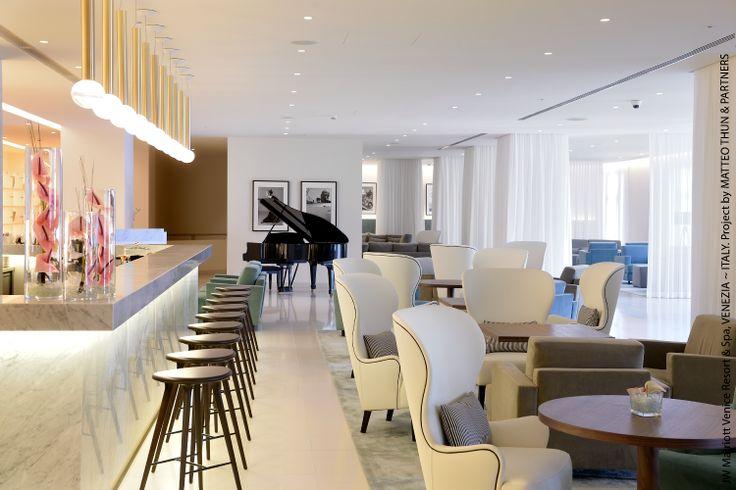 Sumptuous resort & spa with a special version of the #Laguna pendants lights ► http://bit.ly/Laguna_S #design Matteo Thun