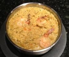 Thai Red Curry Prawn Risotto