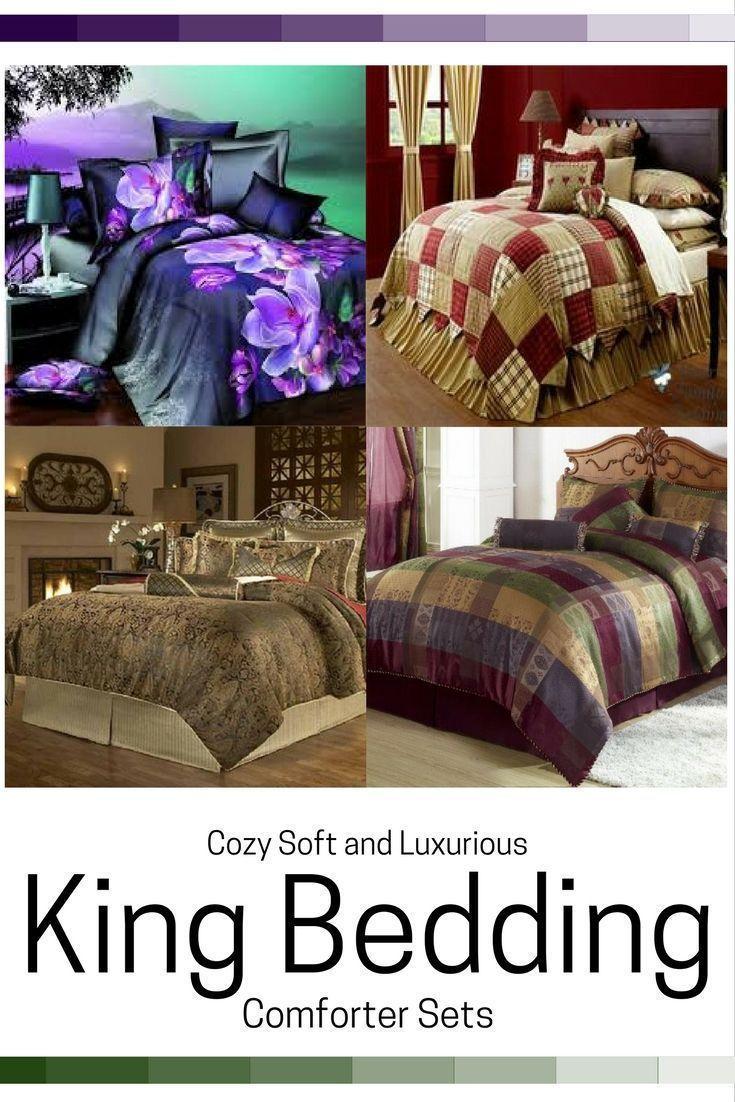 The 25+ best King size comforter sets ideas on Pinterest | King ...