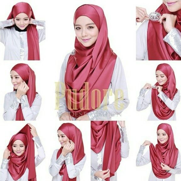 Modest Hijab pictorial