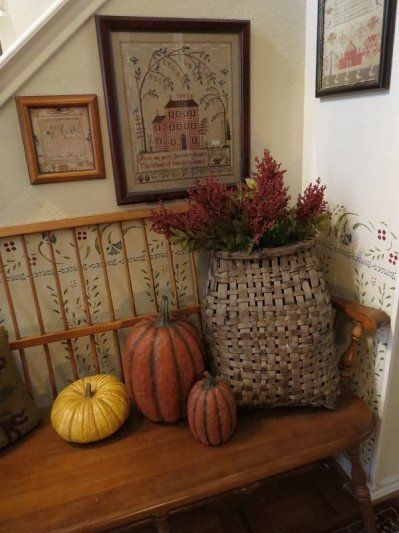 Find This Pin And More On Country U0026 Antique Decorating By Heartspunquilts.