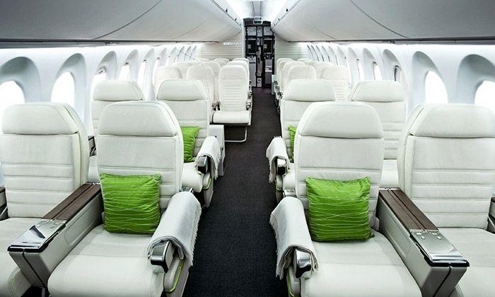 Bombardier uvádí letouny i pro cestující s nadváhou