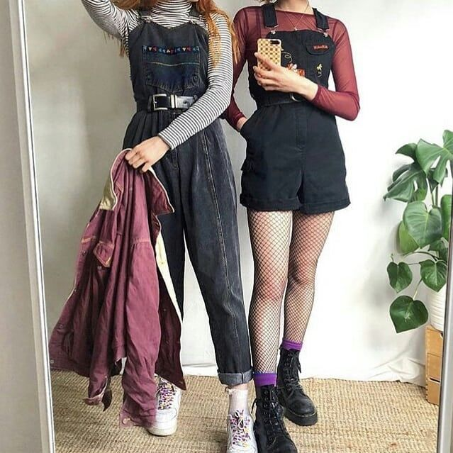 Grunge Look Book On Instagram Indie Grunge Vintage Retro Punk Rock Fashion Outfit Ootd Drmartens Art Goth A Edgy Outfits Hipster Outfits Fashion