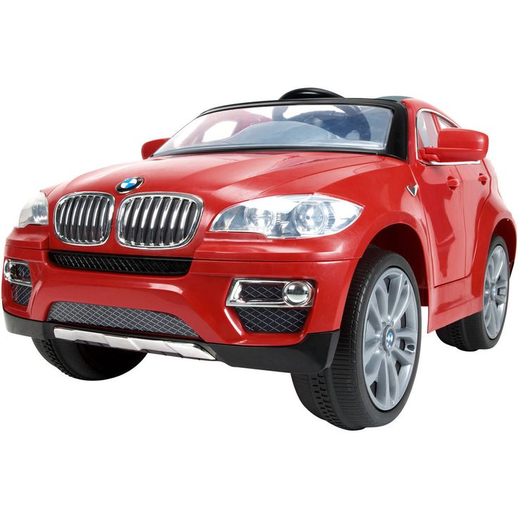 Electric Car BMW X6 For Kids Ride On Battery Powered Unisex Toy Wheels 6V New #ElectricCarBMWX6ForKidsRideOn