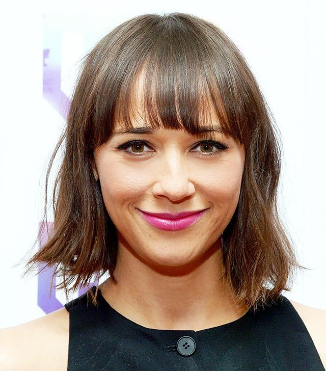 volume haircut for thin hair got thin hair bangs are a great way to add the illusion 4762 | 7cdfb273f5f681ace11a56b92b8819ce best haircuts haircuts with bangs