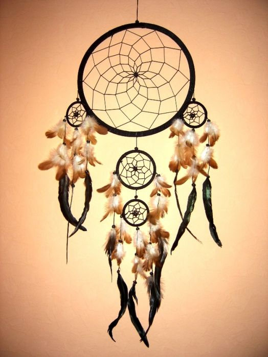 Dreamcatcher - a beautiful Indian amulet | Ловец снов - красивый индейский амулет