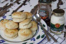Scones - Dutch recipe
