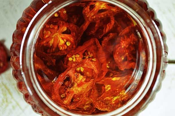 how to make sun dried tomatoes in india